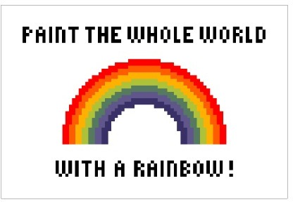 Rainbow Lareekets Bird Cross Stitch Pattern | eBay