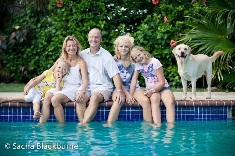 Graham taylor family