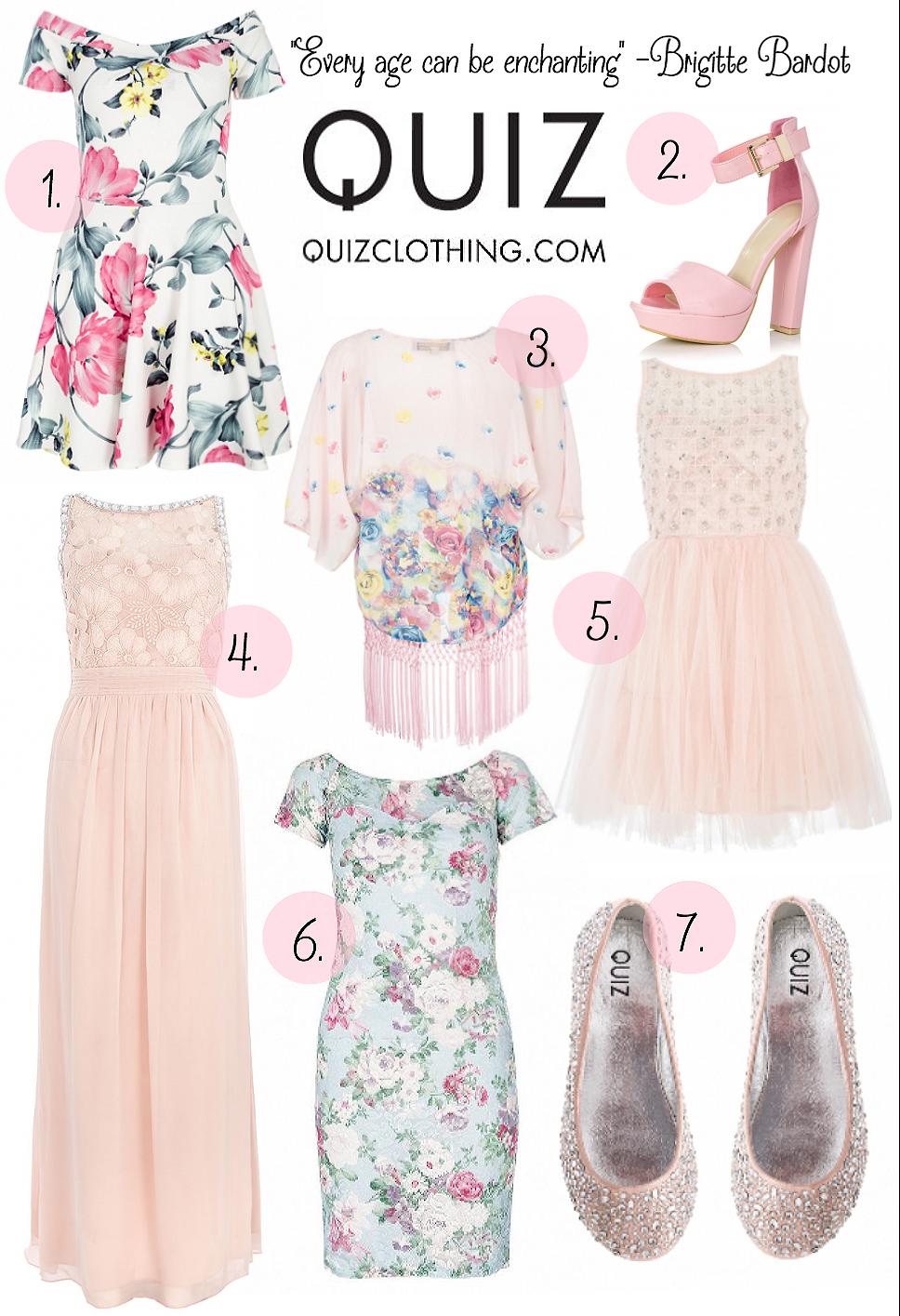 Long dress quiz