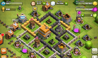 Clash Of Clans - Game Strategy Android Terbaik