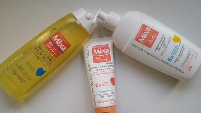 Nie tylko dla dzieci | Kosmetyki Mixa Baby