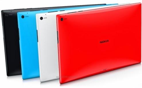 Secondo alcune notizie arriverà nel primo trimestre del 2014 il nuovo tablet Nokia Lumia 2020