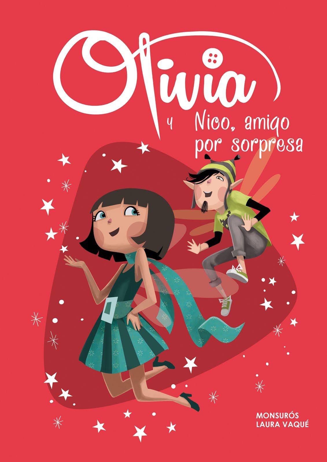 Olivia y Nico, amigo por sorpresa