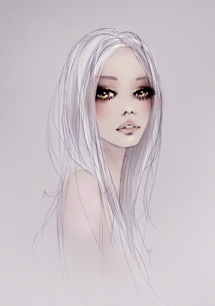 girl called jo. beautiful drawings