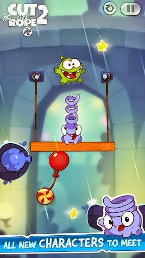 Cut the Rope 2 android free download