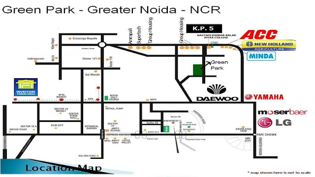 Greater Noida Commercial Property Rates