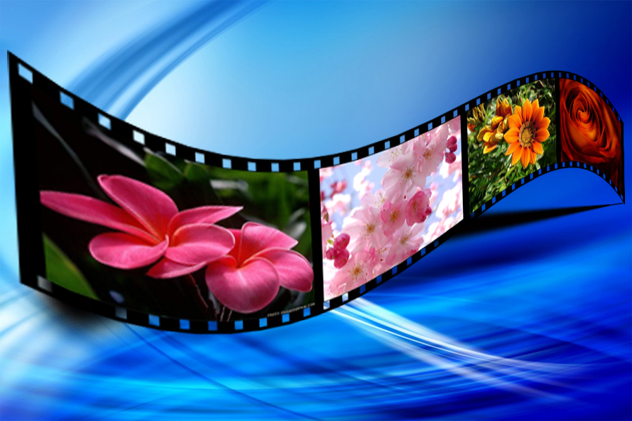 Film roll effect using photoshop | create a movie roll with your