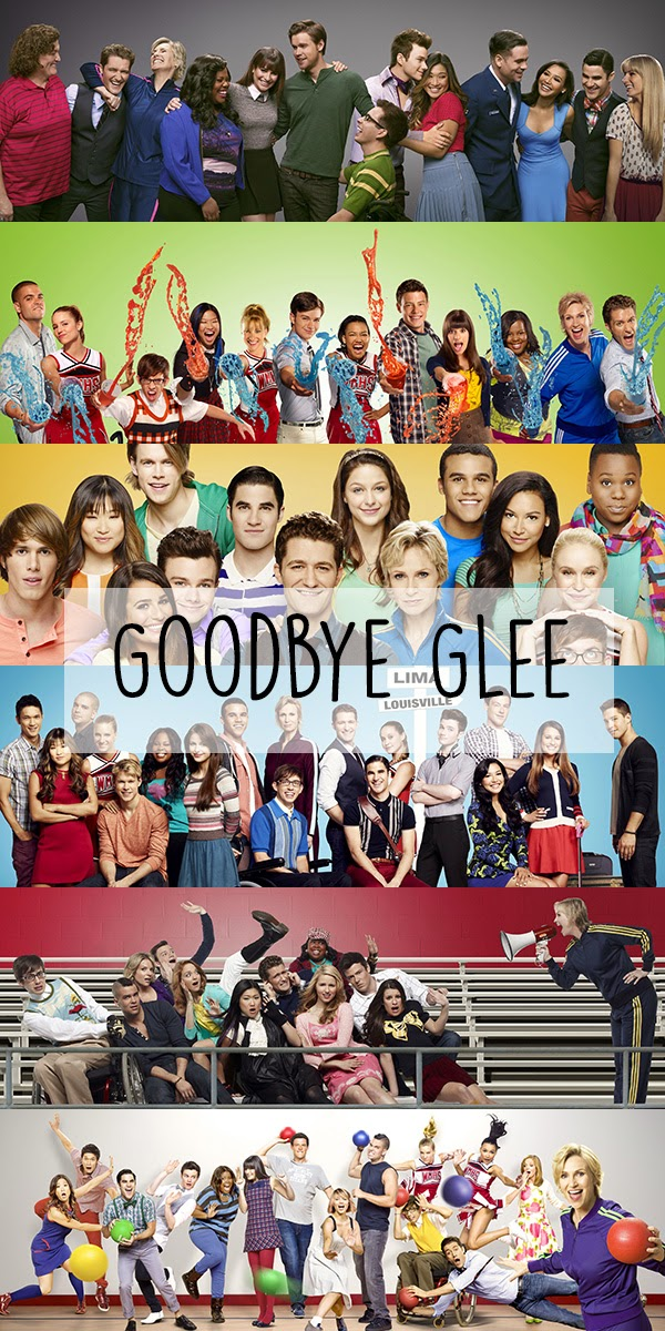 Saying Goodbye to Glee after Six Years of Tears, Laughter, and Songs || Oddly Olivia