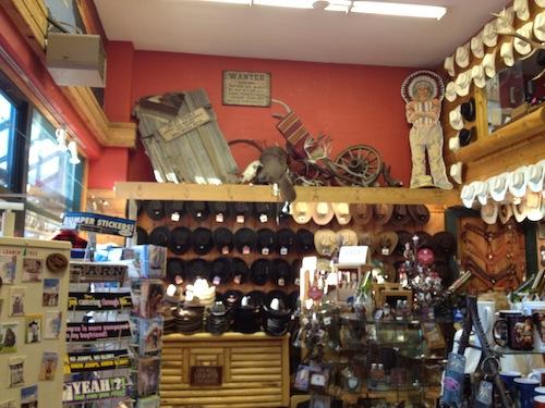 cowboy shop