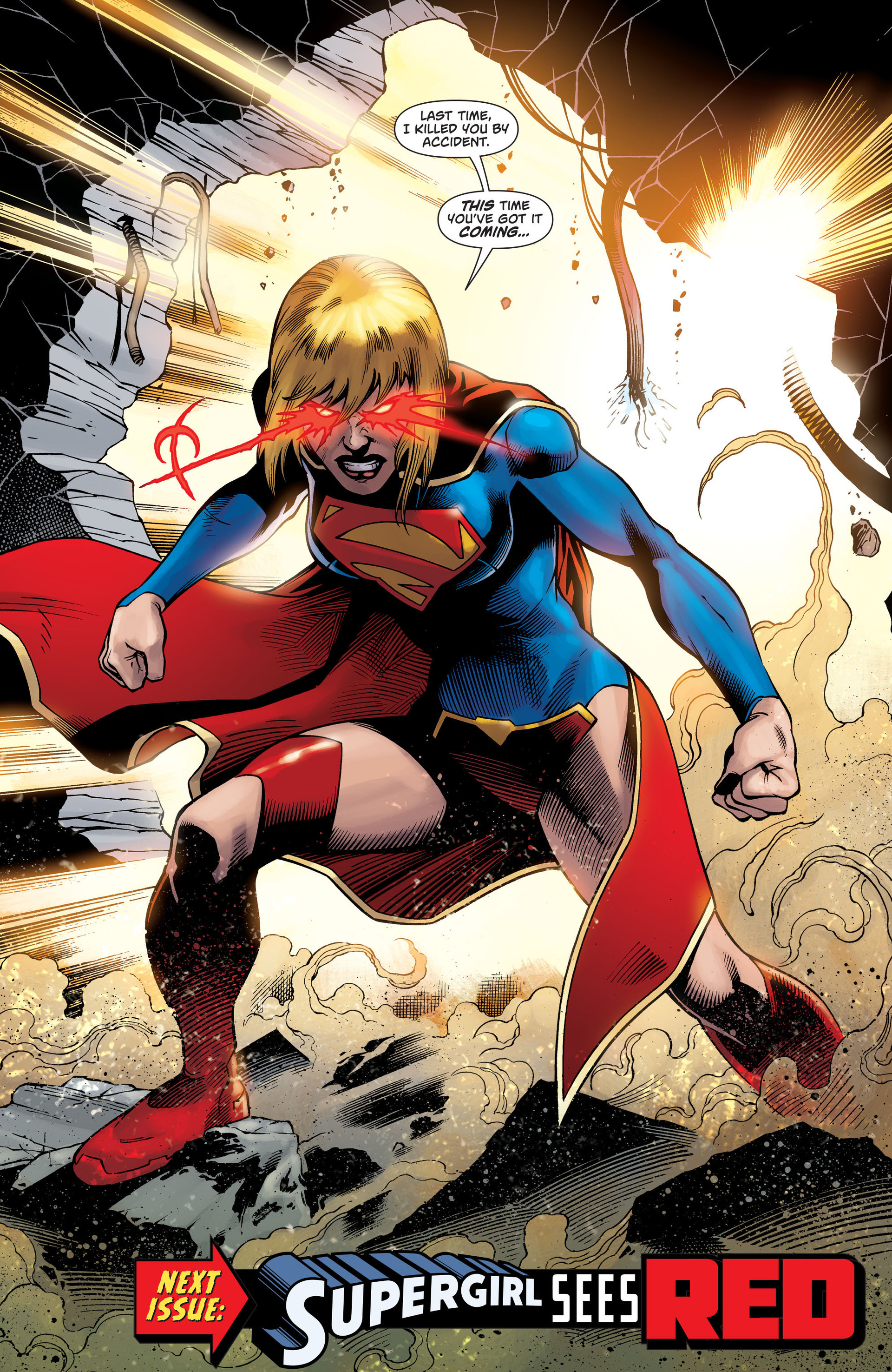 Supergirl (2011) Issue #27 #29 - English 21