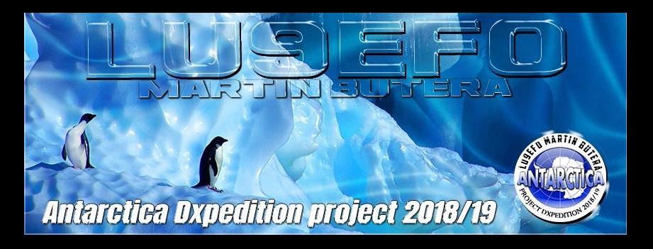 Quiero viajar al Sector Antártico