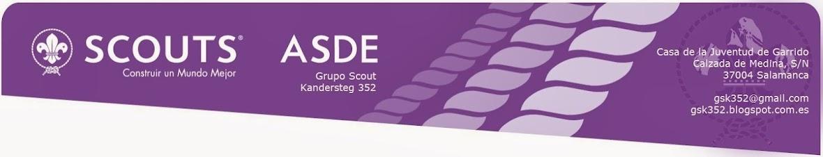 Grupo Scout Kandersteg 352