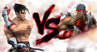 Street Fighter X Tekken logo