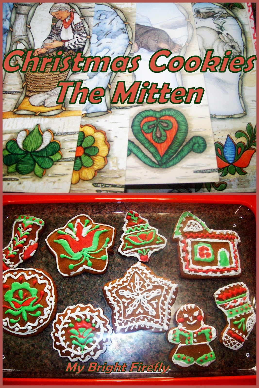 My Bright Firefly Christmas Holiday Cookies Decorate And Enjoy