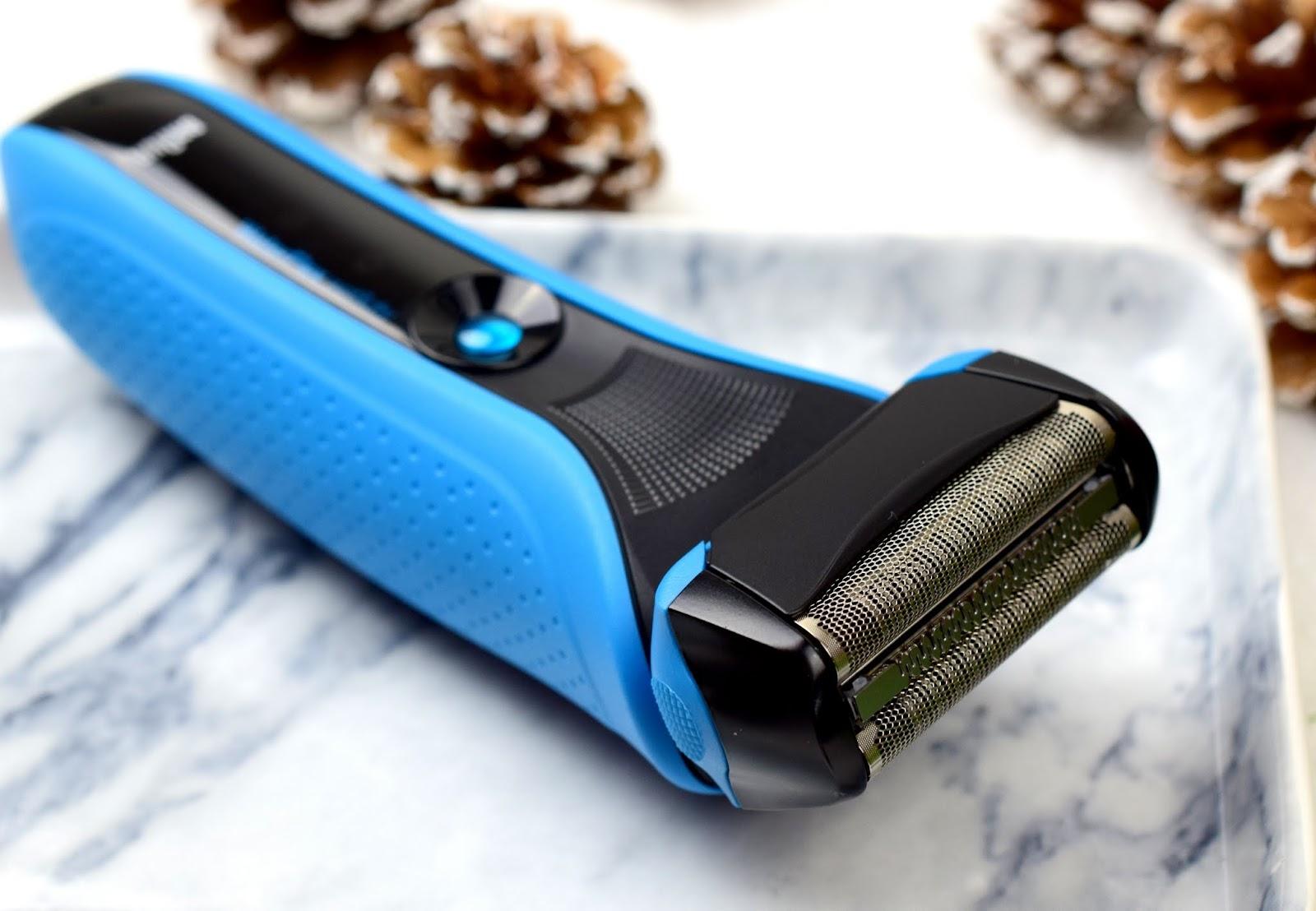 Adventskalender Gewinnspiel Türchen #11 Braun WaterFlex Rasierer