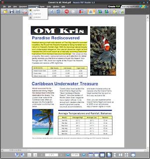 Nuansa PDF Reader