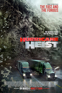 The Hurricane Heist (2018) Hindi Dubbed HC HDRip 160Mb hevc