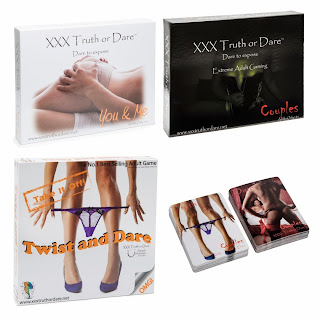 Adult, Erotic and Sexy Board Games for Couples Play