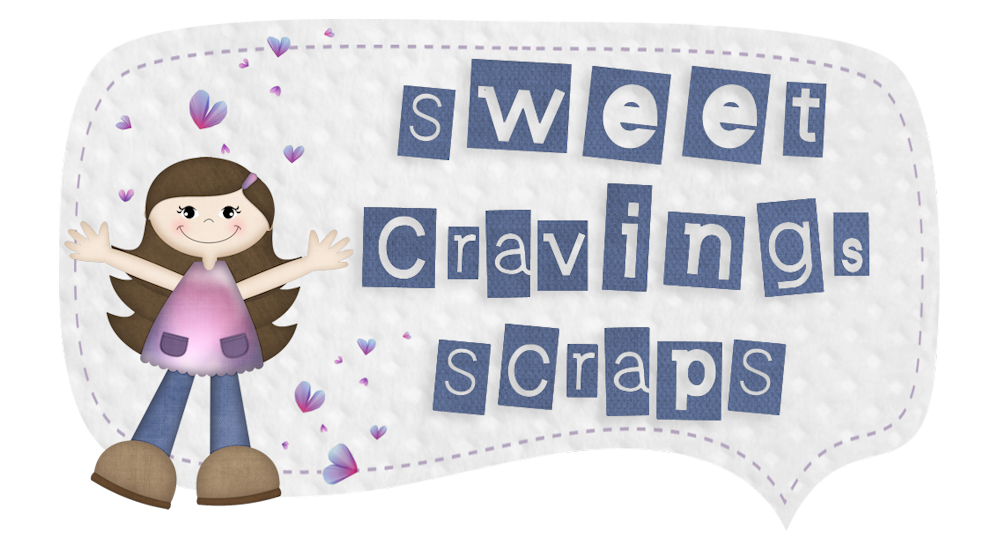 Sweet Cravings Scraps by Kara