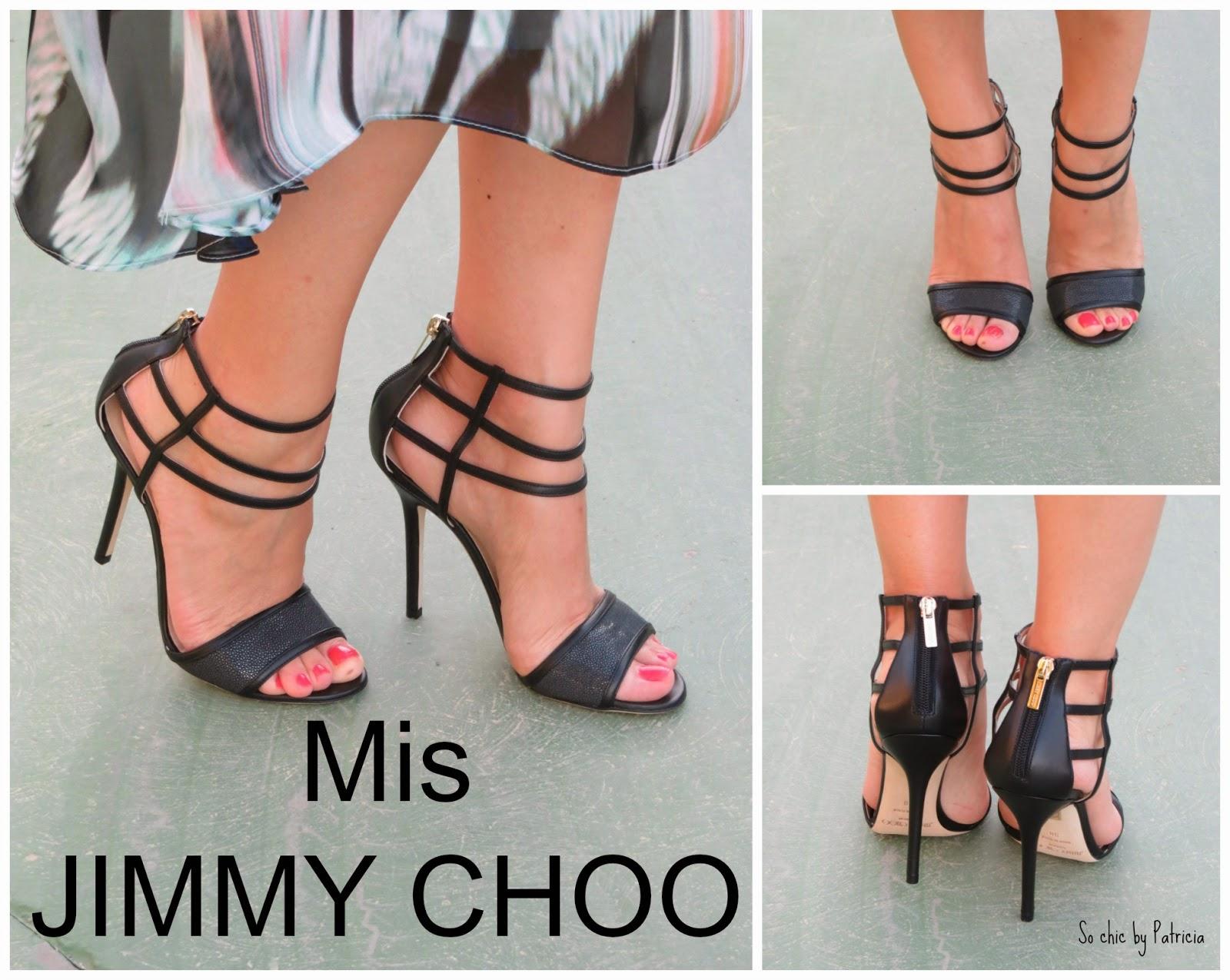 So chic by Patricia_Jimmy Choo