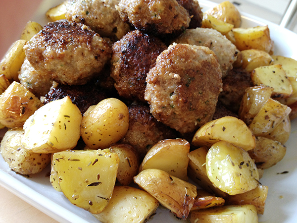 Polpette | Italian Meatballs recipe on Design and fashion recipes