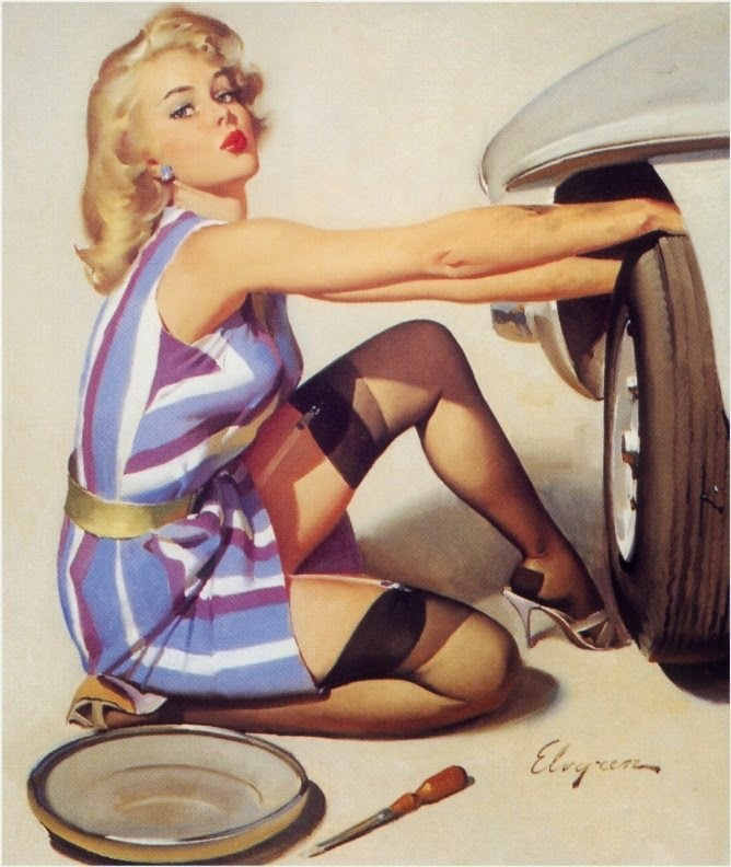 Can Women Fix Cars?