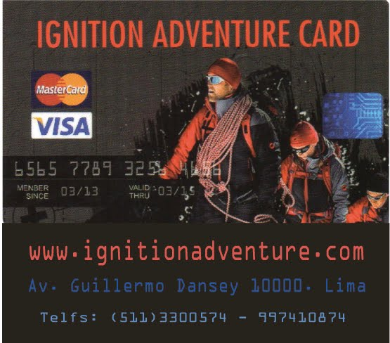 IGNITION ADVENTURE