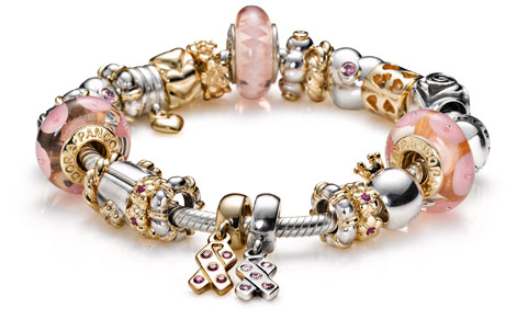 Pandora Bracelet And Charms5