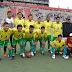 Los equipos: Unión Juventud (Chimbote) - San Miguel de Huaya (Chacas)