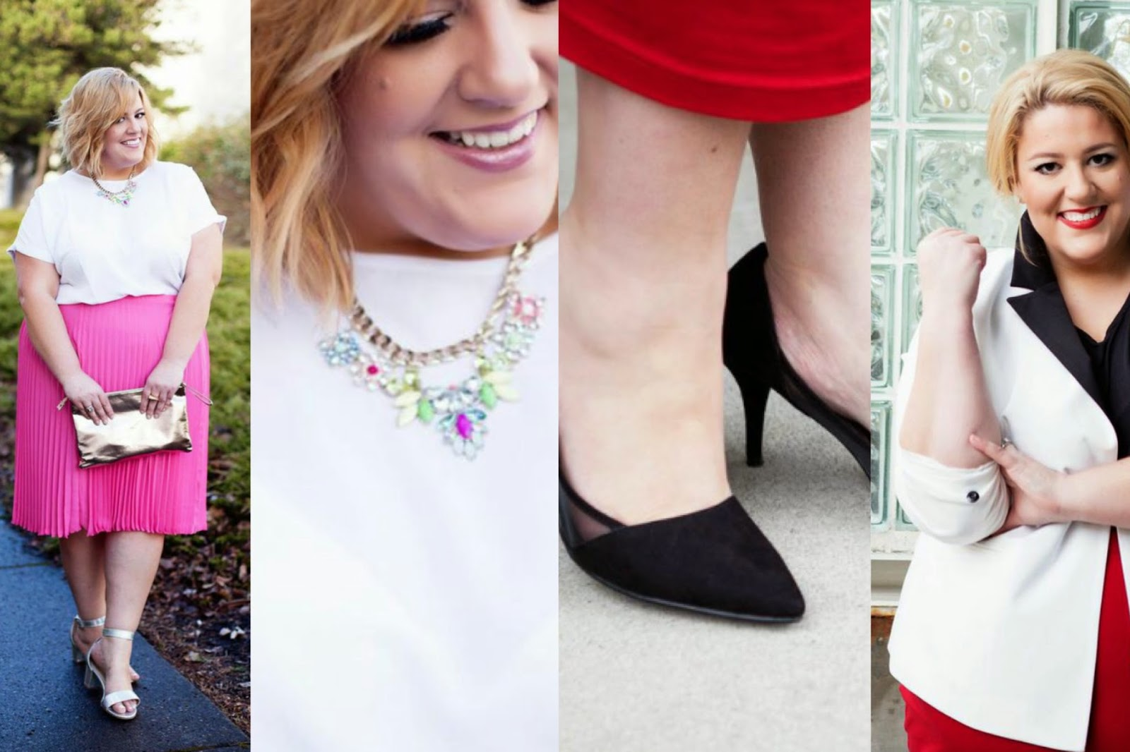 30PlusCurves OOTD Featuring SimplyBe on a Size 26/28 Plus Size Fashion Blogger Body Jessica Kane