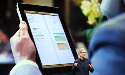 Fue presentado en nuevo iPad 3