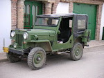 O jeep Willys era da Ford?