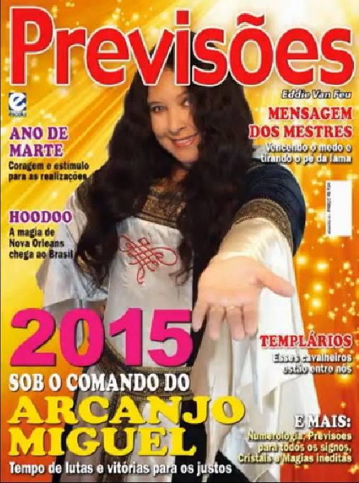 """PREVISÕES """"TAROLÓGICAS"""" p/2015"""