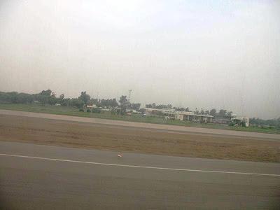Faisalabad Airport History