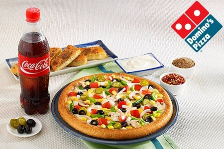 Domino's Pizza: Buy 1 Pizza & Get 1 Free | Coupons, Deals ...
