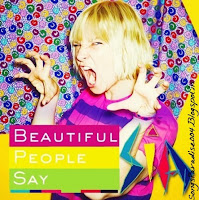 David Guetta. Beautiful People Say