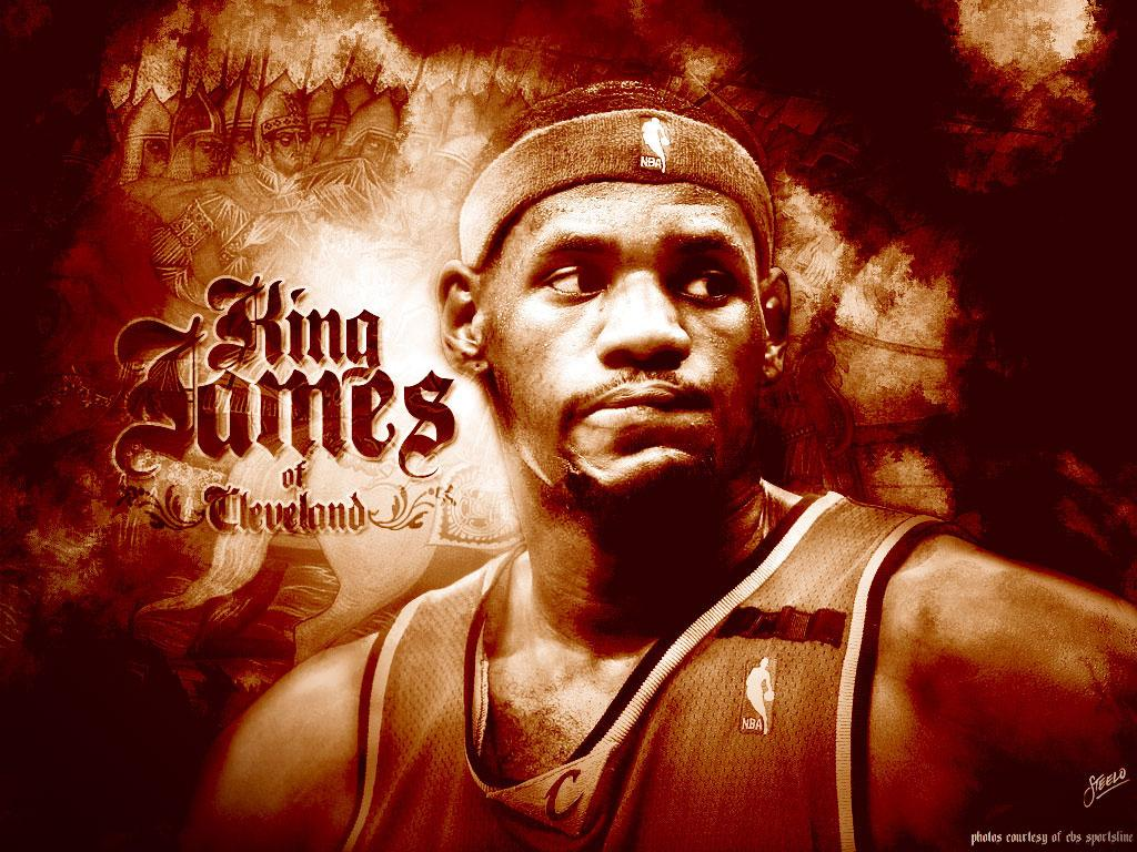 Lebron James - Wallpaper