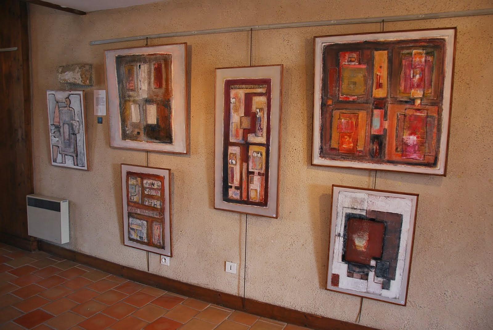 Expo collective Salies de Béarn- L'Oustaou dou Saleys- 2014
