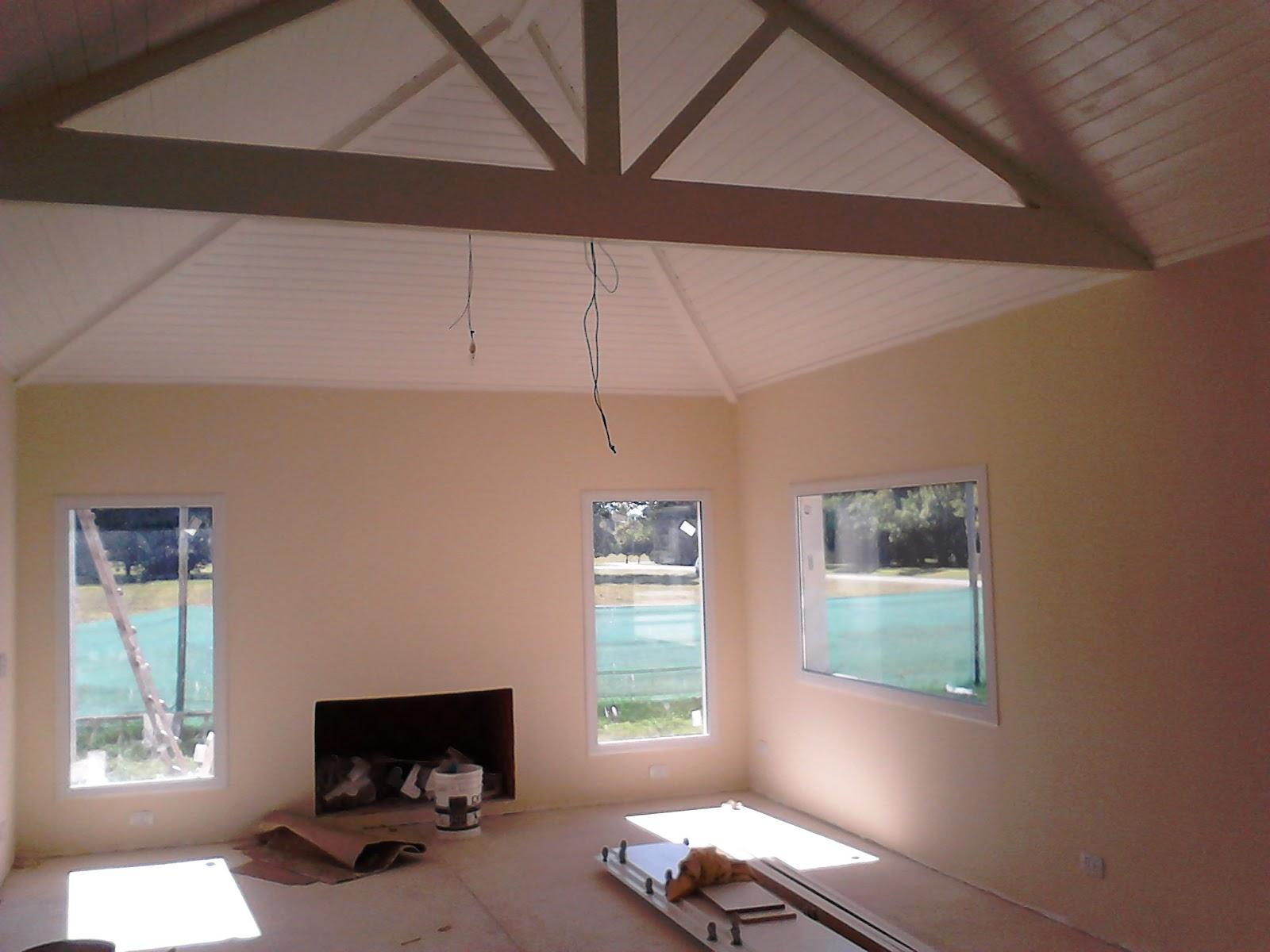 Arq martin arevalo arquitectura construcciones for Cielos falsos para dormitorios
