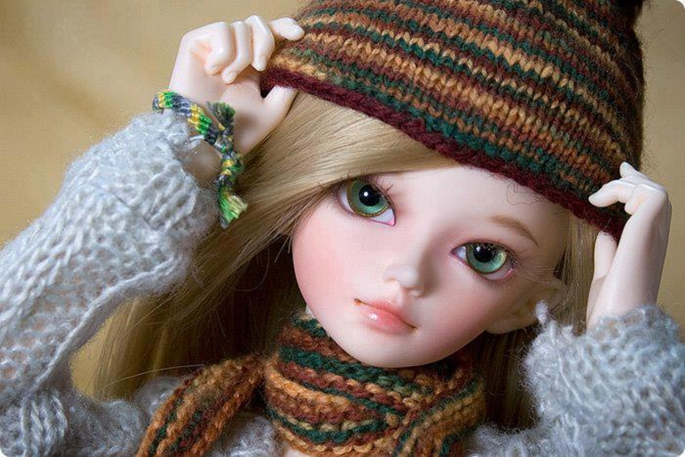 Cute Baby Barbie Doll Wallpaper Beautiful Desktop Hd Wallpapers