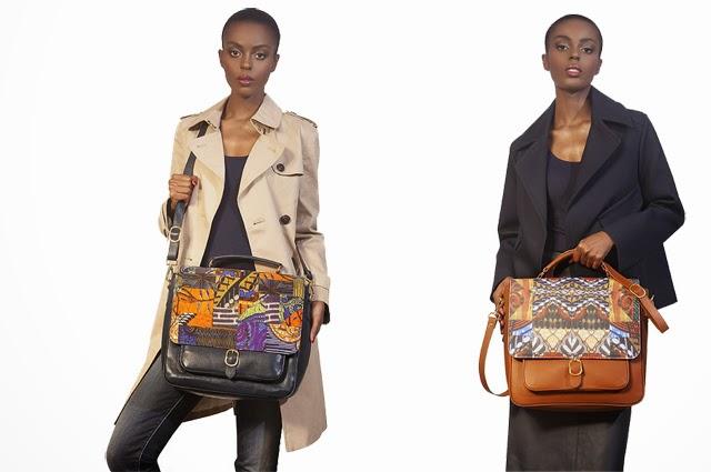 African print handbags by Mefie- sac en pagne