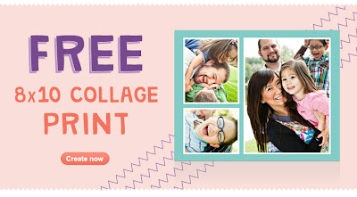 Free 8x10 Collage Print