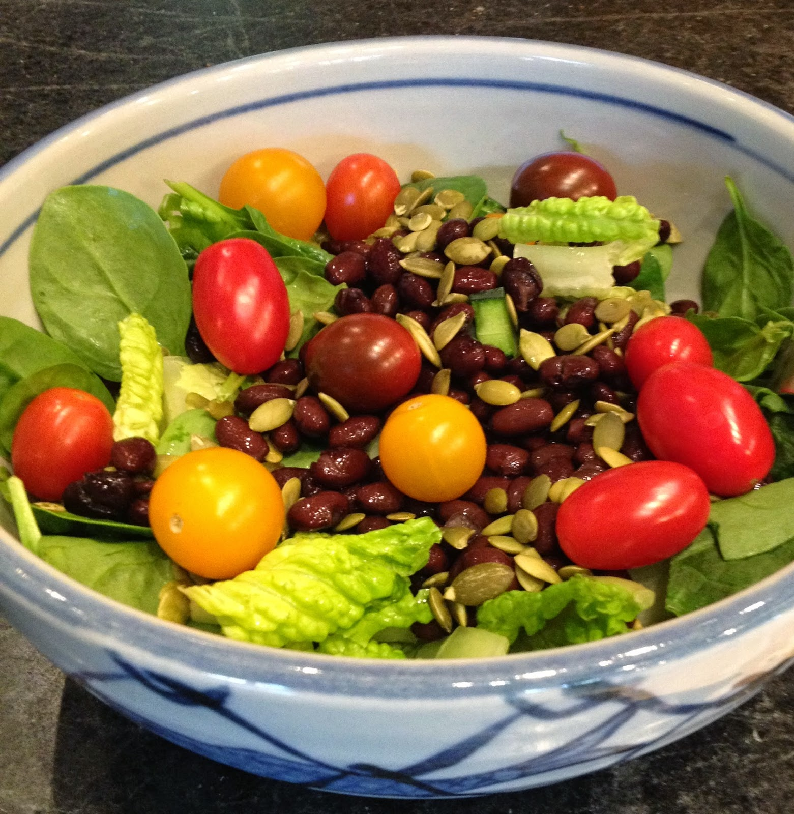 Vegan Recipe Vegan Salad Black Bean
