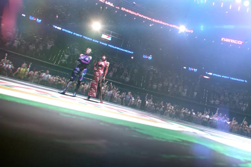 Tekken Tag Intro CG