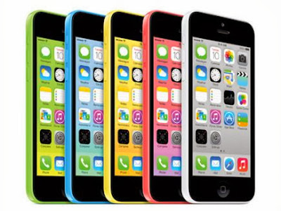 Smartphone Apple iPhone 5c - 435x326
