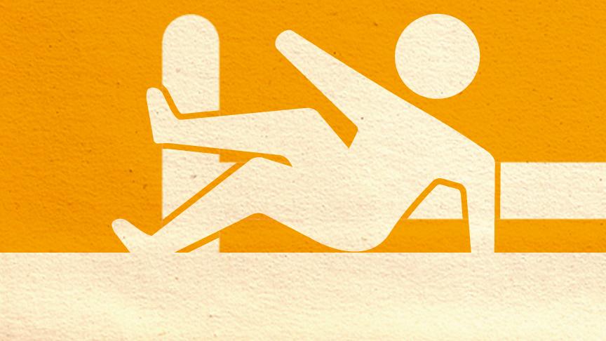 図:患者転倒