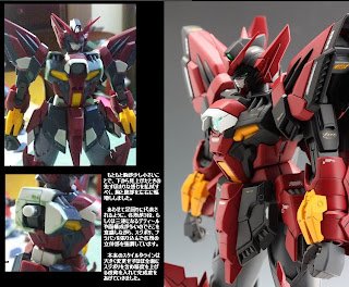 MG 1/100 Gundam Epyon EW Customized Build
