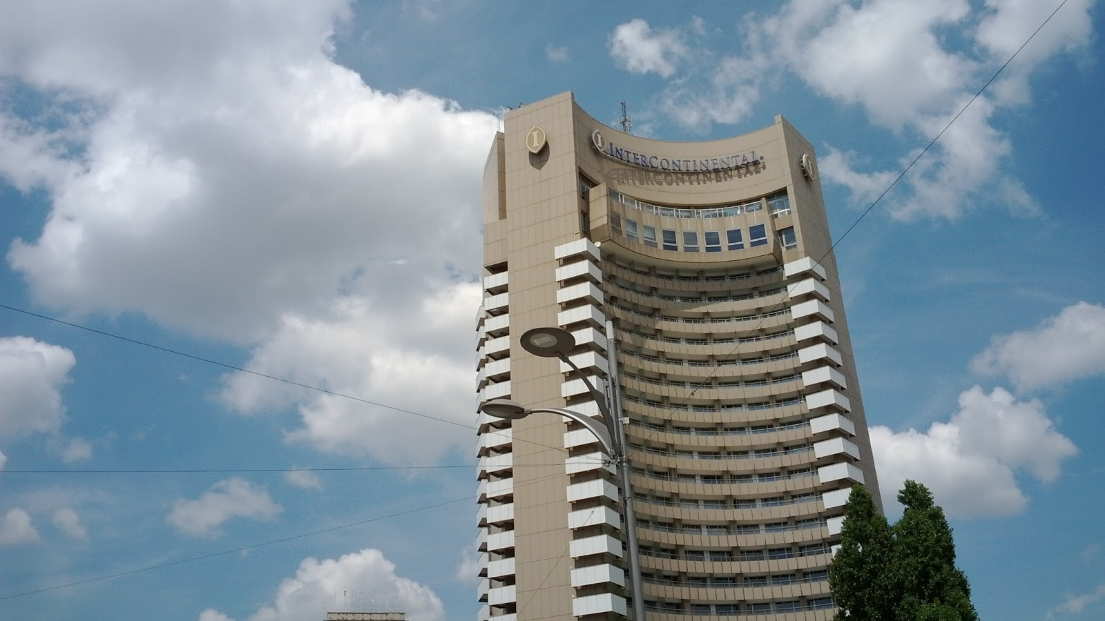 Hotelul Intercontinental Bucuresti