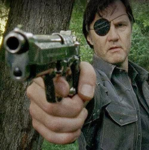 David Morrissey in THE WALKING DEAD 2013 Mid-Season Finale