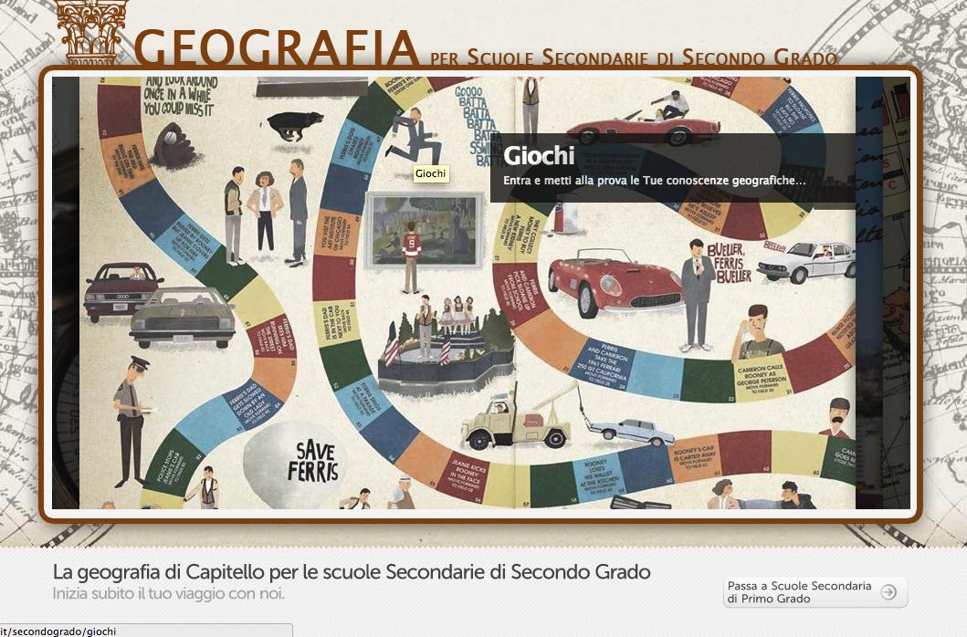 Guamod scuola geografia capitello materiali didattici for Problemi di primo grado a due incognite esercizi